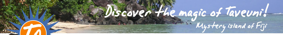 Discover the magic of Taveuni Island, Fiji